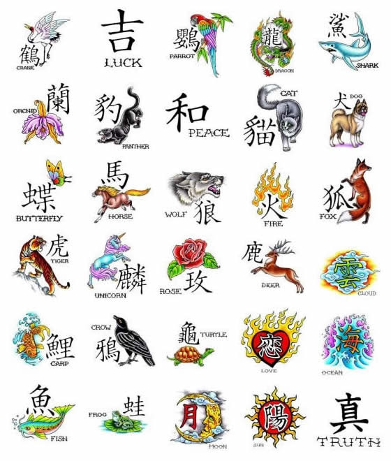 Disegno Ken Ay Guide Free Chinese Tattoo Design