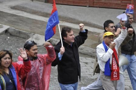 Universitarios-inician-huelga-de-hambre-en-La-Paz