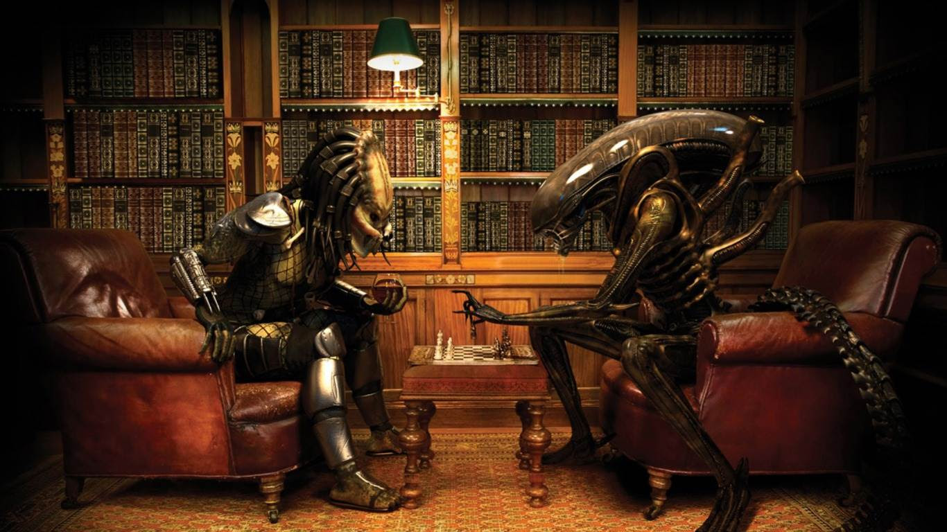 Alien Vs Predator Wallpaper 3d By Free Download Best Hd