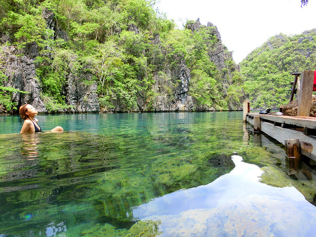 Nicolekiss in Palawan, Philippines