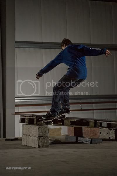 Timme smith BS 180 out