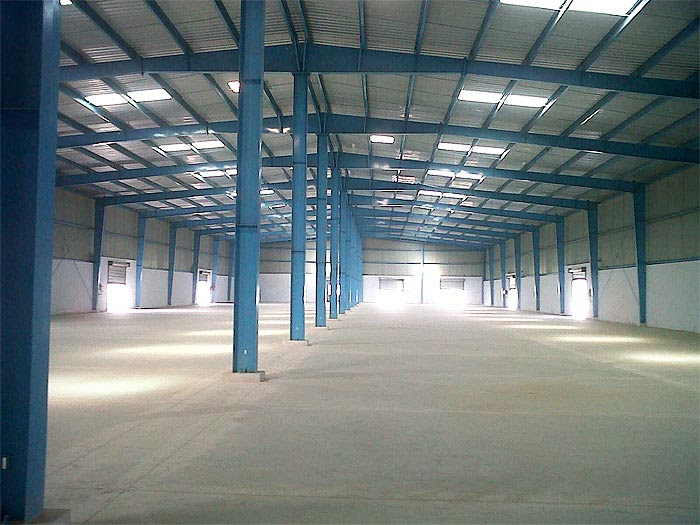 Factory Shed Projects Selva Constructions Consultancy Pvt Ltd