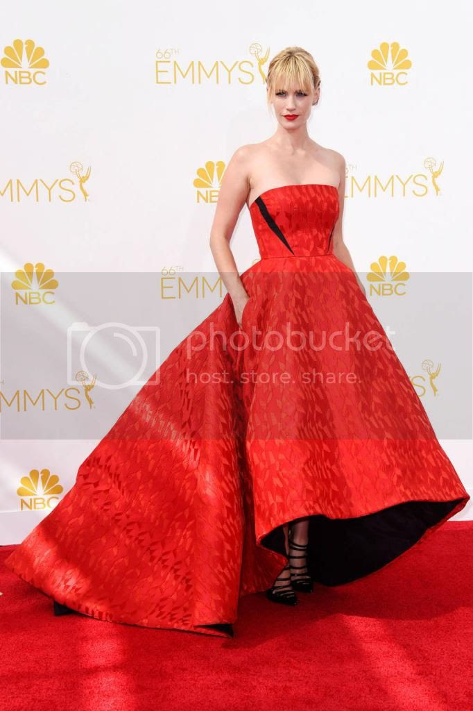 2014 Emmy Awards Red Carpet Fashion Style photo emmys-2014-swap-03-january-jones_zps3806e536.jpg