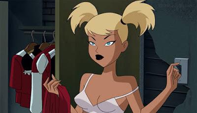 Resultado de imagen para batman and harley quinn 2017 adult scenes