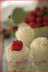 Tart-Cherry Trifle (Mini Tiramisu')
