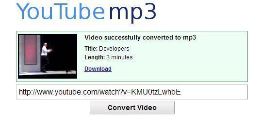 mp3 youtube herunterladen online