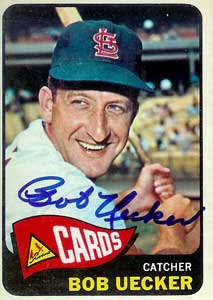 Bob Uecker Baseball Stats By Baseball Almanac