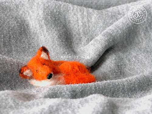 Sleeping Fox - IV