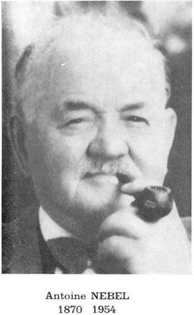 Dr. Antoine Nebel