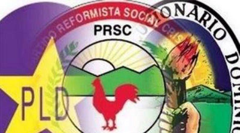 PLD, PRD y PRSC recibirán 429 millones 356 mil 513 pesos cada uno, según JCE