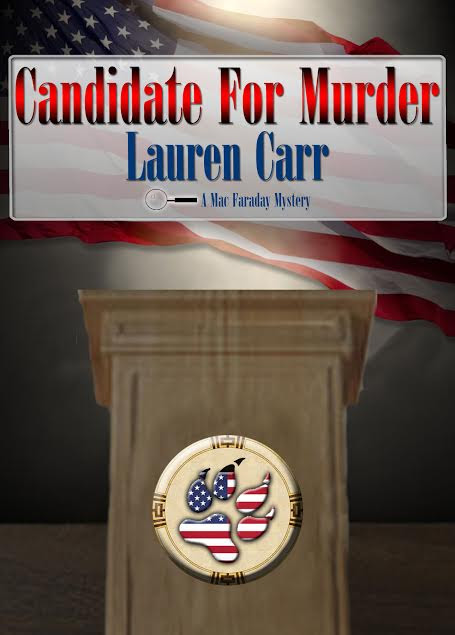 Candidate for Murder by Lauren Carr
