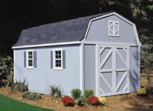 Nami: Reverse gable shed plans