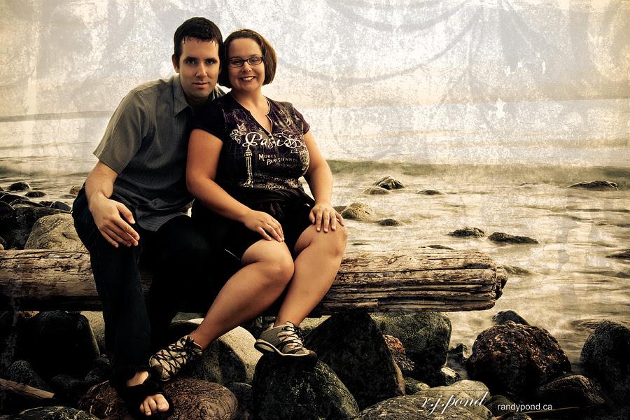 ~ Randy & Jenn ~