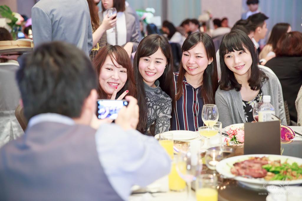 林酒店全球廳婚宴-37