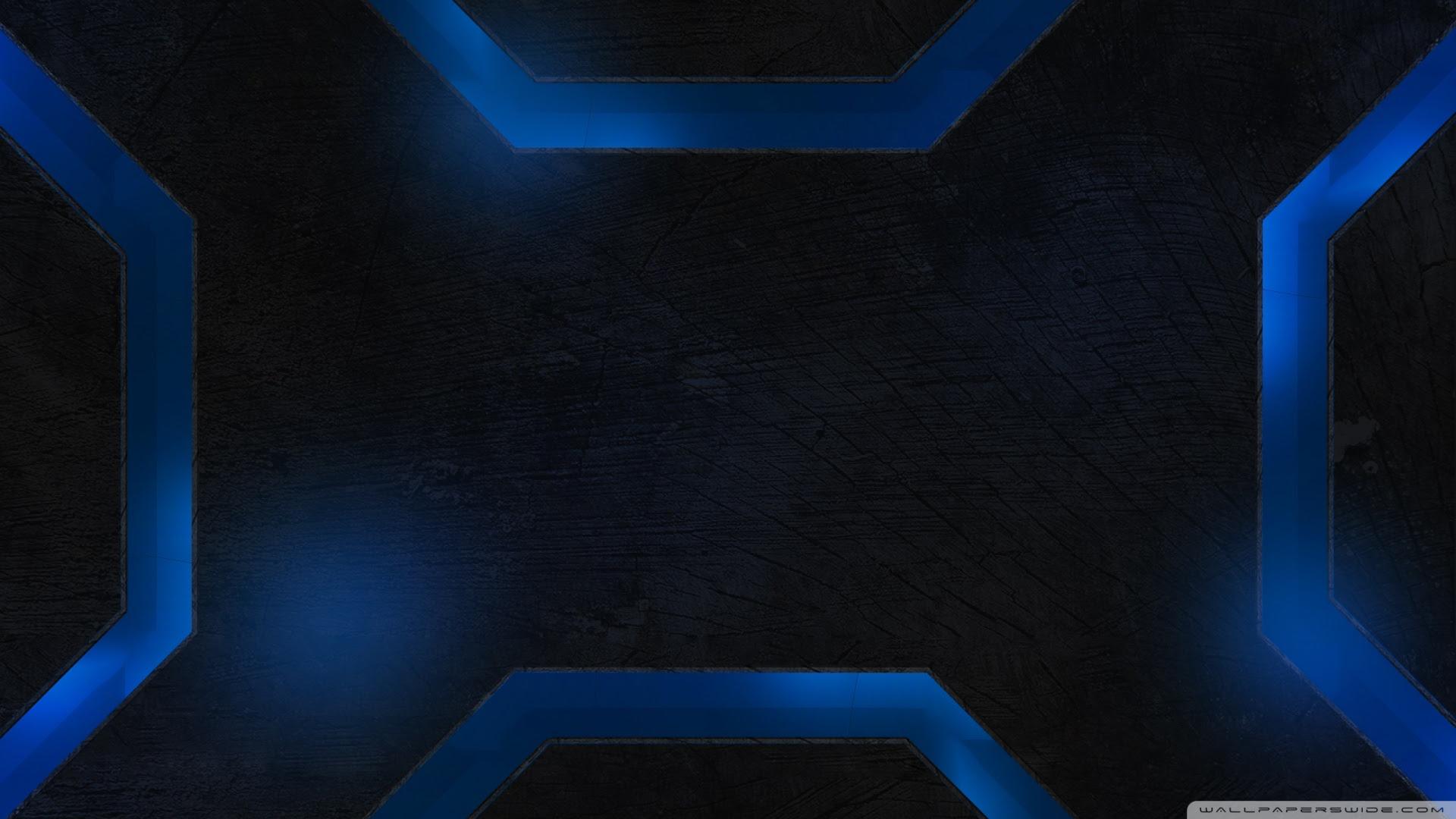 Blue Neon Ultra Hd Desktop Background Wallpaper For 4k Uhd Tv