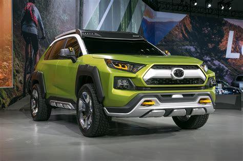 toyota ft ac concept aims  subarus turf automobile