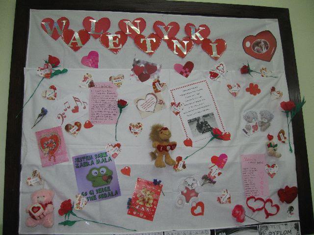 Walentynki W Naszej Szkole Ważne Wydarzenia Strona Archiwalna