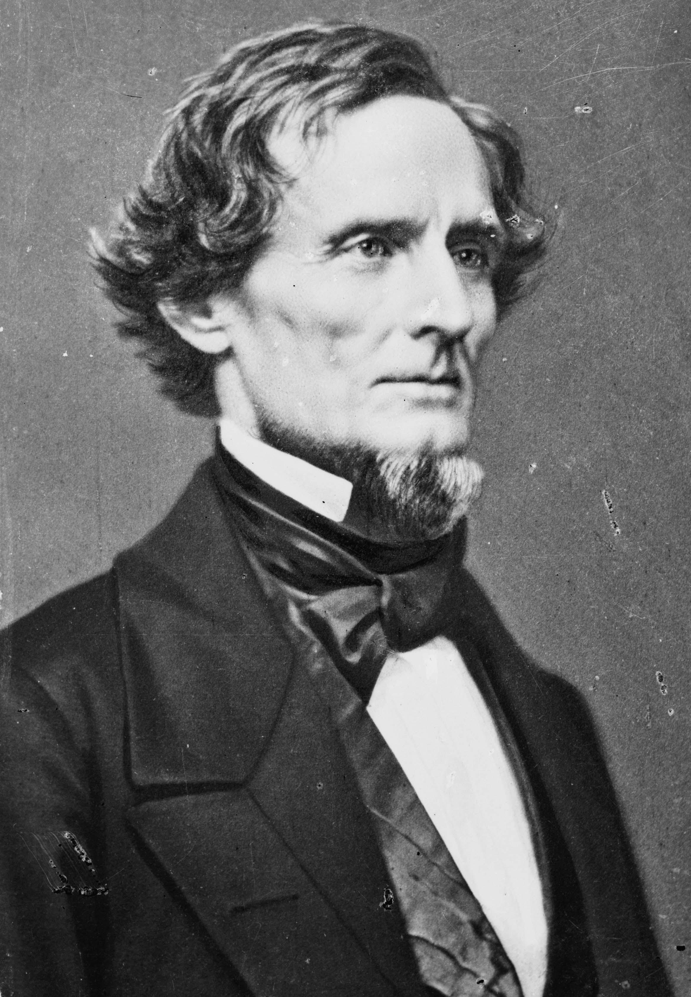 Mathew Brady: Jefferson Davis