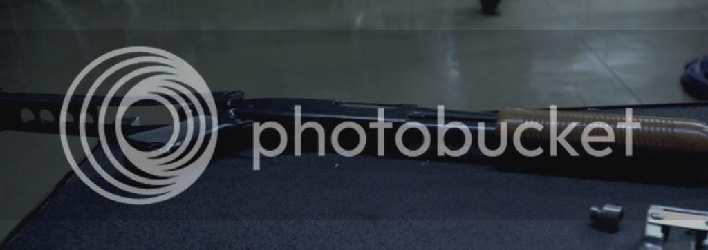 Mossberg 500 under folder