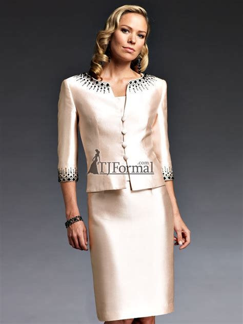 Skirt suit edged with design   Wedding Dresses for the