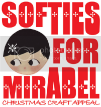 Softies for Mirabel Foundation