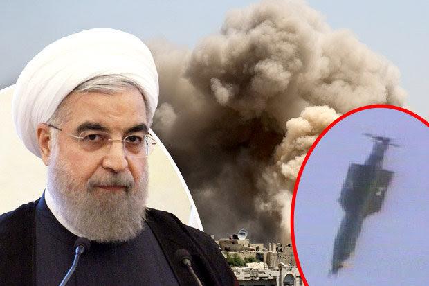 איראן זאגט אז זיי האבן די מאכטפולסטע באמבע אויף די וועלט
