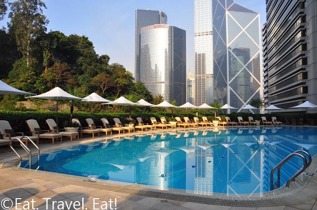 Island Shangri-La Pool