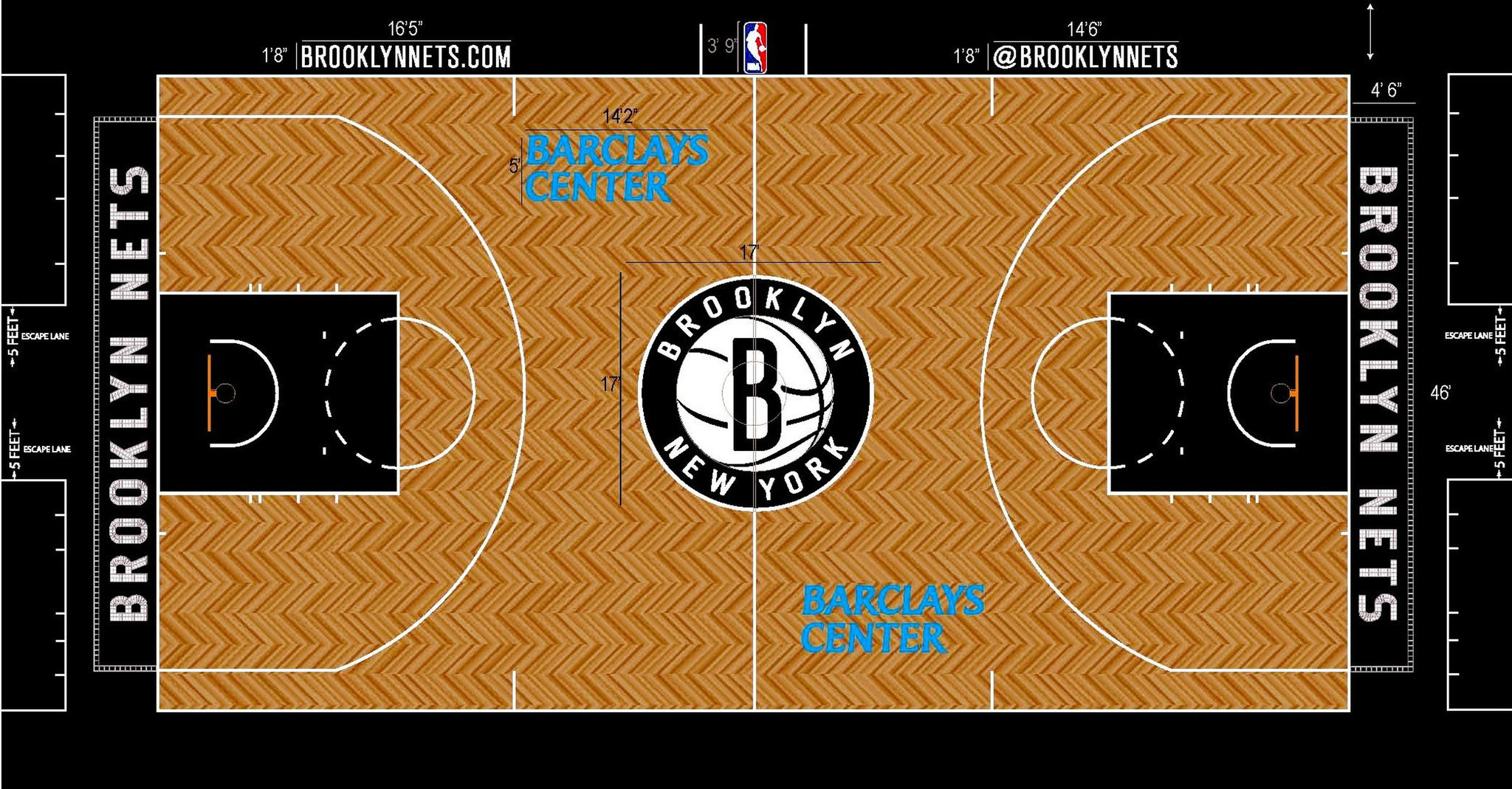 Ranking All 30 Nba Court Designs Chicago Tribune