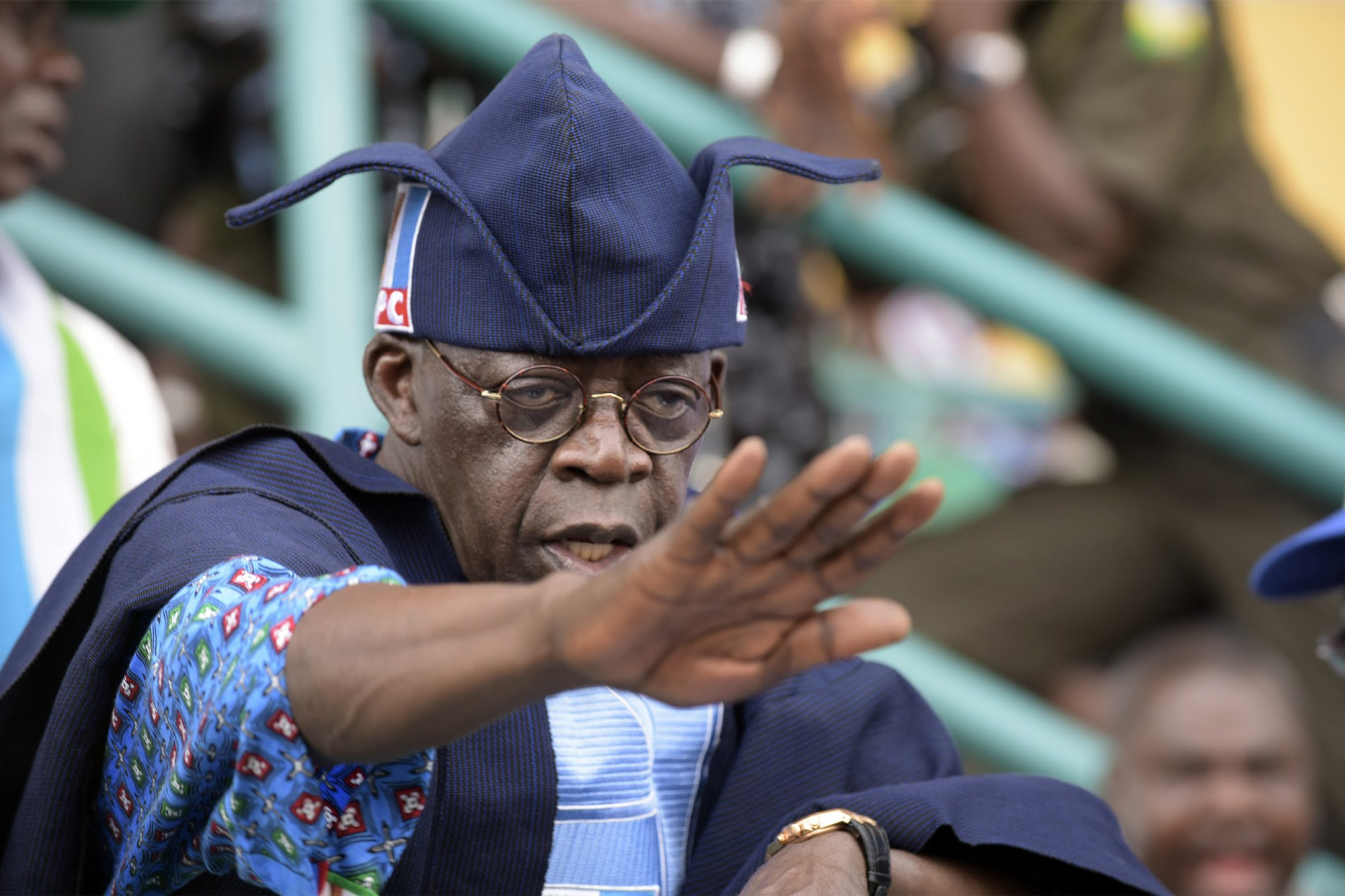 Bola Tinubu Hints On Running For President In 2019 - The Trent