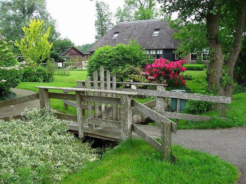 Giethoorn, a Veneza rural da Holanda 36