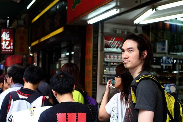 Macau - Waiting for Noodles
