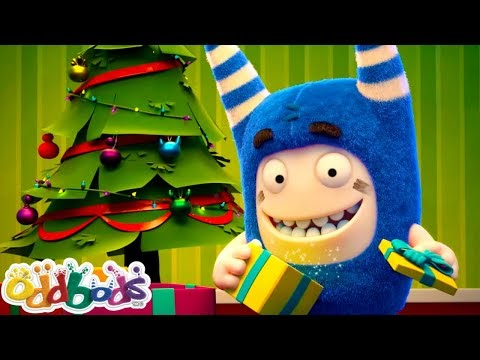 Oddbods 🎁 CHRISTMAS MIRACLES 🎁 Funny Cartoons For Kids