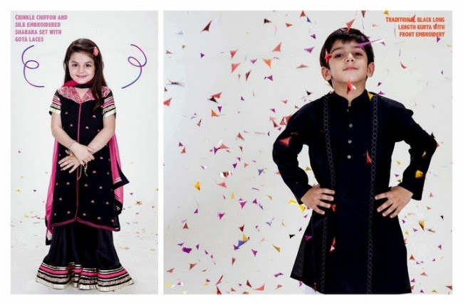 Beautiful-Boys-Girls-Kids-Eid-New-Fashion-Suits-Dress-by-Nishat-Linen-4