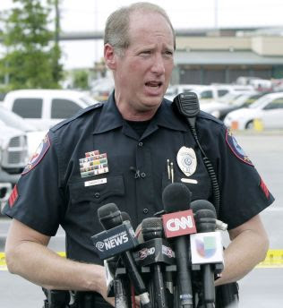 Fire av gjengmedlemmene kan ha blitt drept av politiet