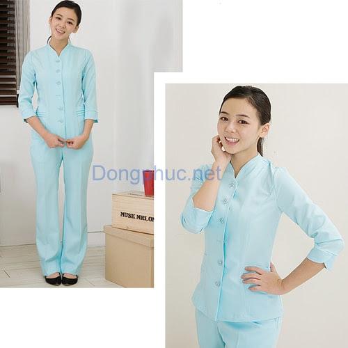 Đồng phục spa - Dong phuc