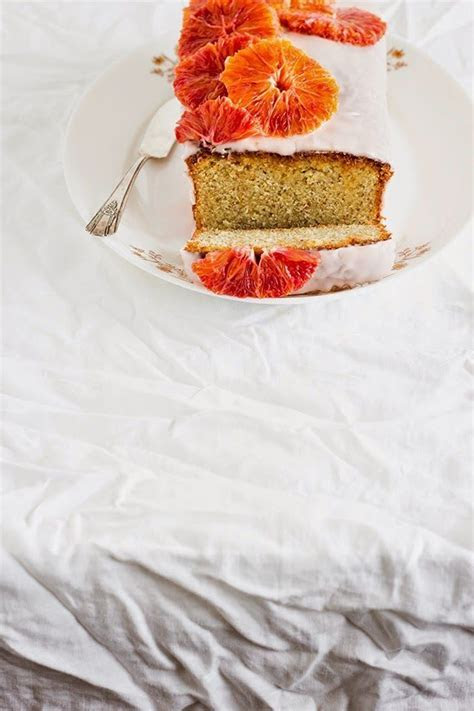 blood orange drizzle cake   Vegan Cake Recipes   Orange