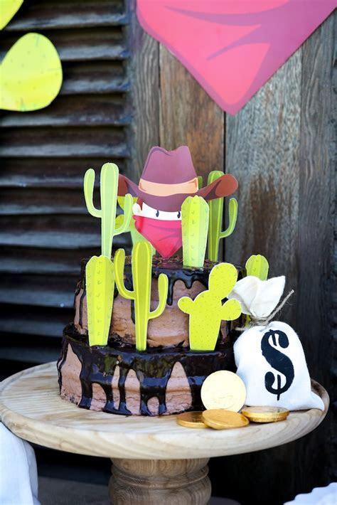 Kara's Party Ideas Wild West Cowboy Party   Kara's Party Ideas