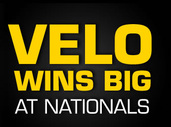 Velo Wins Big at Nationals