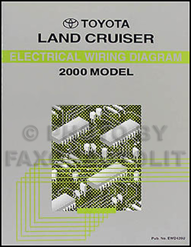 Manuals 1993 Toyota Land Cruiser Wiring Diagram Manual Original Full Version Hd Quality Manual Original Guidemanual Securpolgroup It