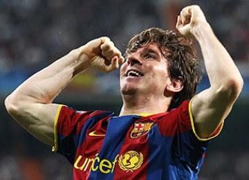 Wow..Messi Lebih Hebat Ketimbang Pele, Maradona, Cruyff