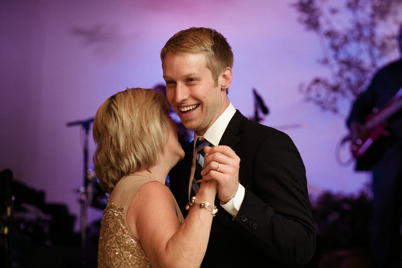 Mother Son Dance in the Verdi Club in downtown Rockford IL by Mindy Joy Photography