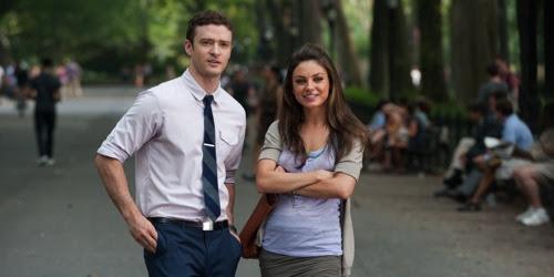 Justin Timberlake, Mila Kunis Romcom Friends With
