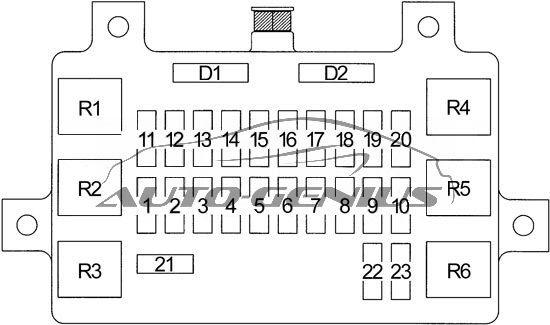 99 Honda Passport Manual Transmission Wiring Diagram