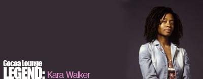 Cocoa Lounge Legend: Kara Walker
