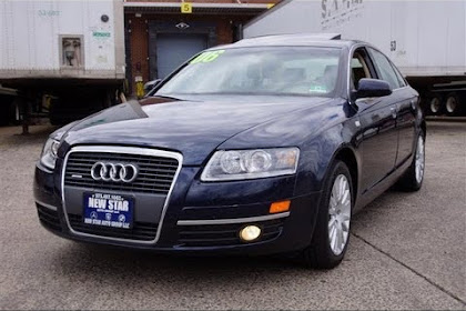 2006 Audi A6 32 Quattro Review