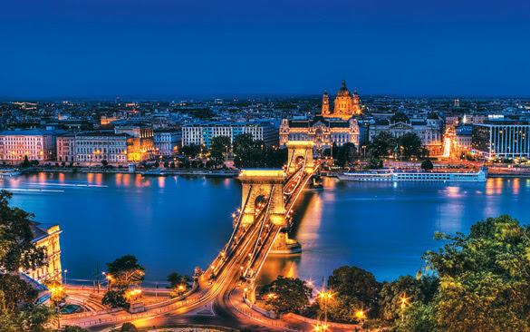 Hungary, nước nhỏ, Budapest, Chiến tranh thế giới