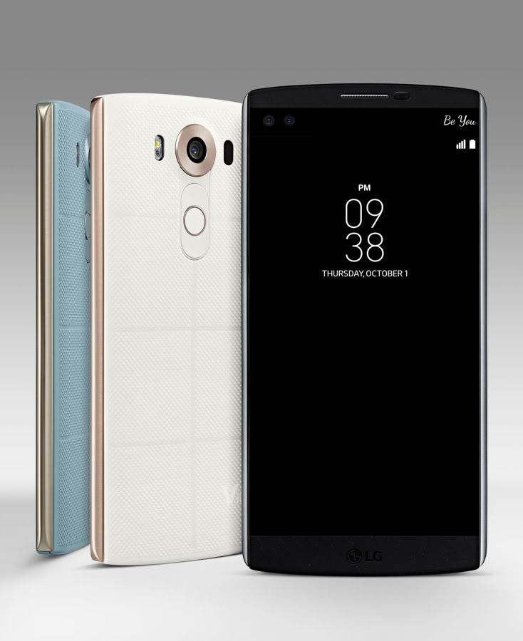 LG Announces the V10, a Smartphone With Lots of…Things - Droid Life