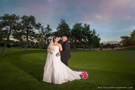 Canyon Gate Country Club Las Vegas Wedding {Steve & Pam