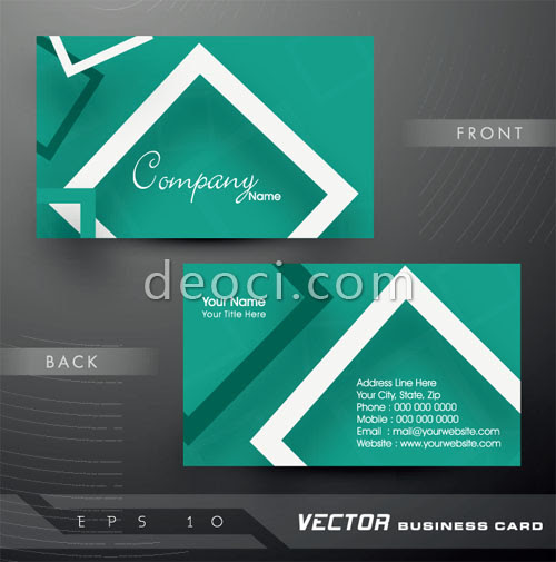 Search Photos Business Card Background