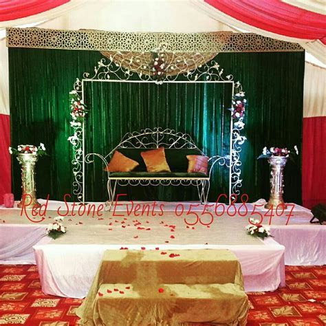 Simple wedding stage decoration   wedding stage decoration